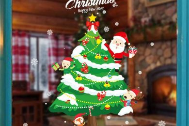hinh anh cay thong noel merry christmas