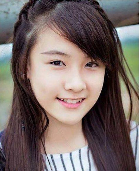 girl rang khenh