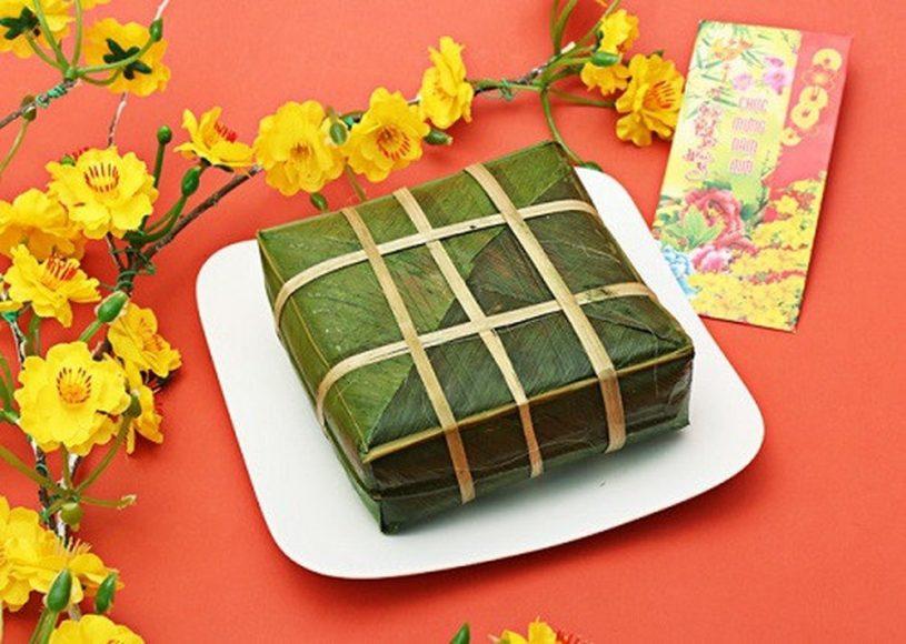 hình ảnh bánh chưng ngày tết cổ truyền Việt nam