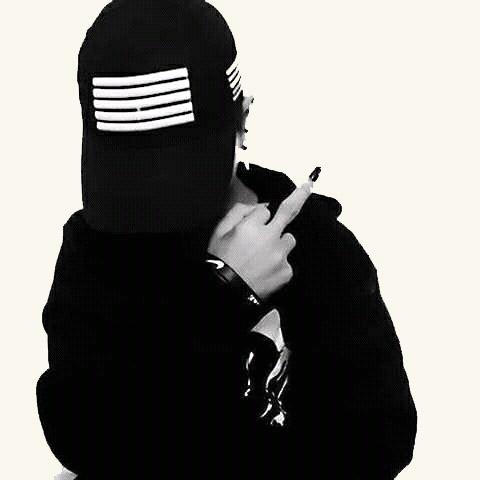 ảnh avatar đen ngầu troll