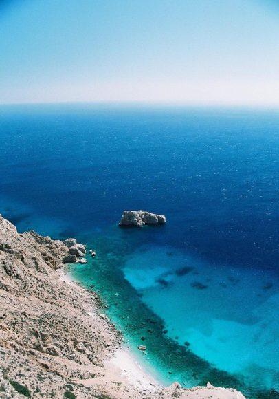 ảnh bầu trời xanh trên biển cho samsung