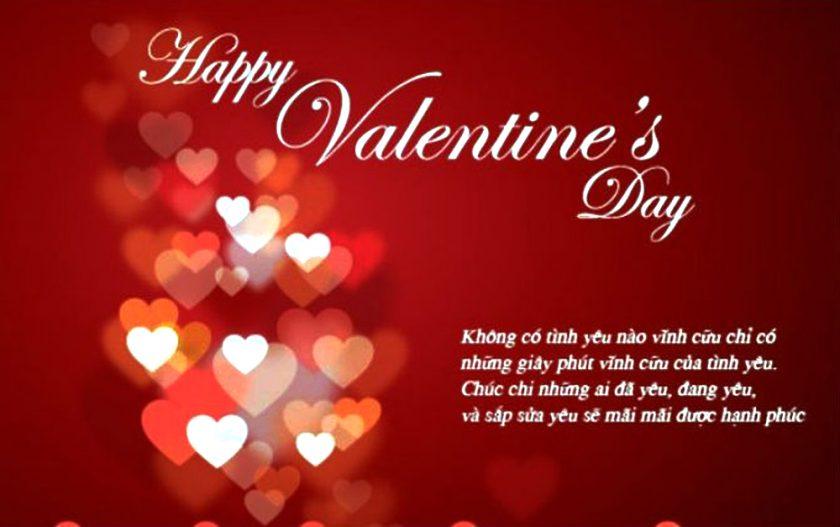 ảnh Valentine có chữ ngọt ngào đẹp nhất