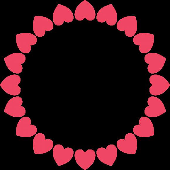 background khung trái tim tình yêu png và vector