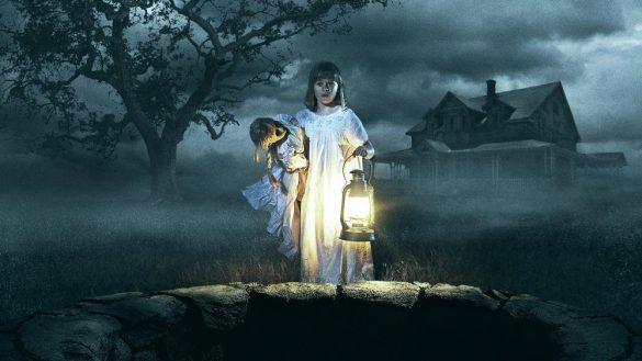 hình ảnh kinh dị ma quái trong phim