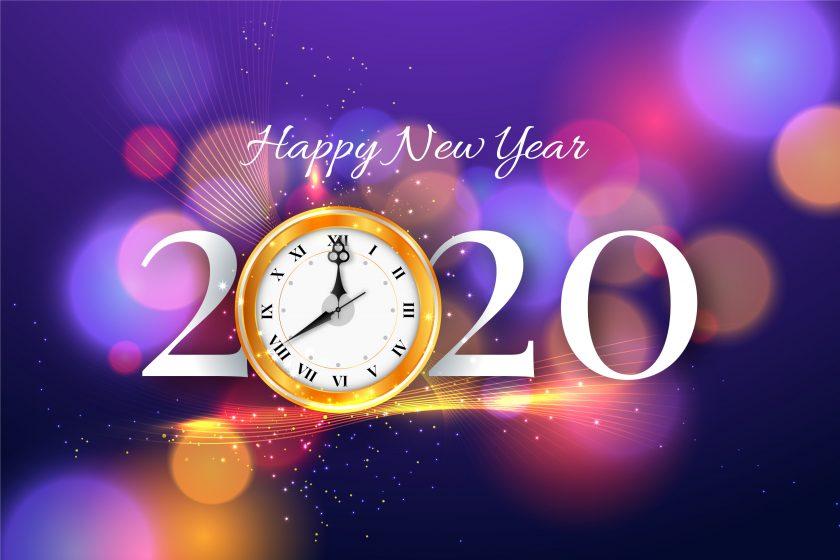 hình nền chúc mừng năm mới đẹp nhất làm background powerpoint