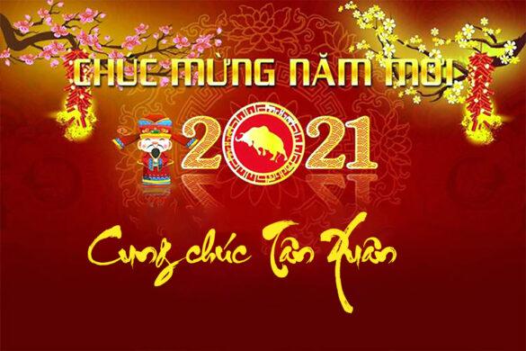 thiệp chúc tết chúc mừng năm mới