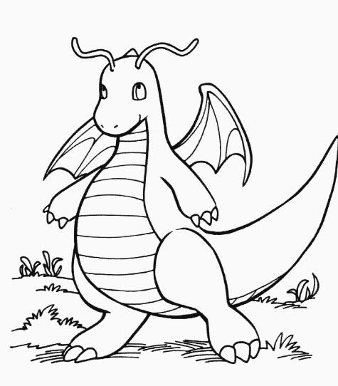 tranh tô màu khủng long dễ thương cho bé trai 3 tuổi