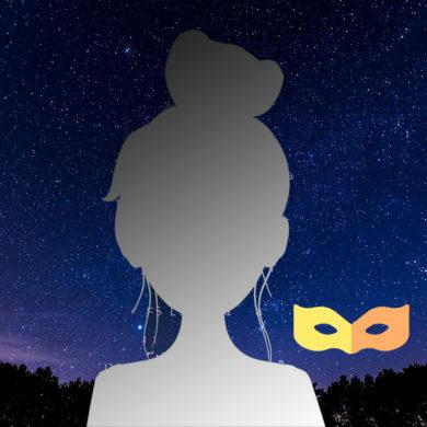 ảnh avatar người dấu mặt nữ huyền bí