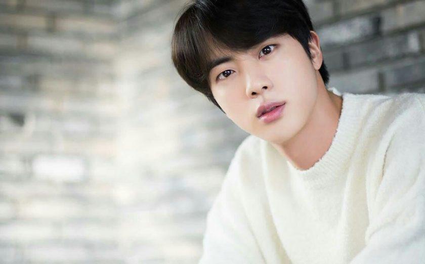 anh trai dep han quoc Kim Seok Jin
