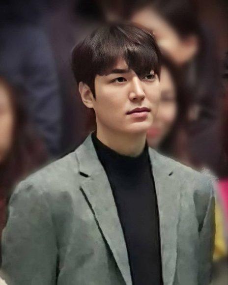 anh trai dep han quoc Lee Min Ho