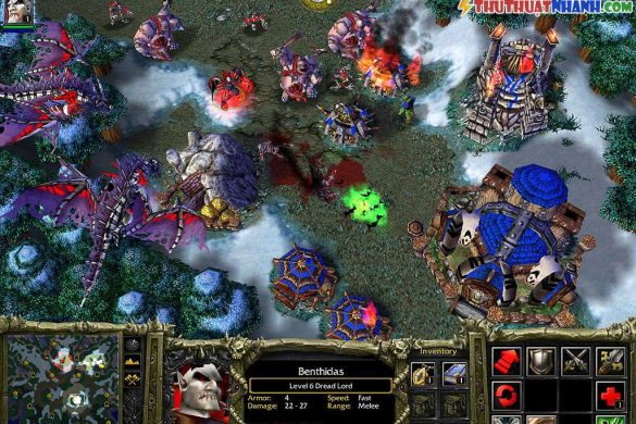 download game warcraft 3