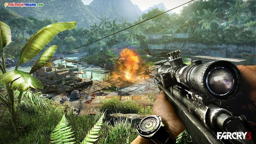 game ban sung offline hay cho pc Farcry3