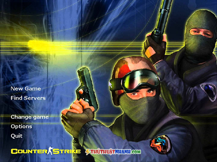 game offline pc counter strike