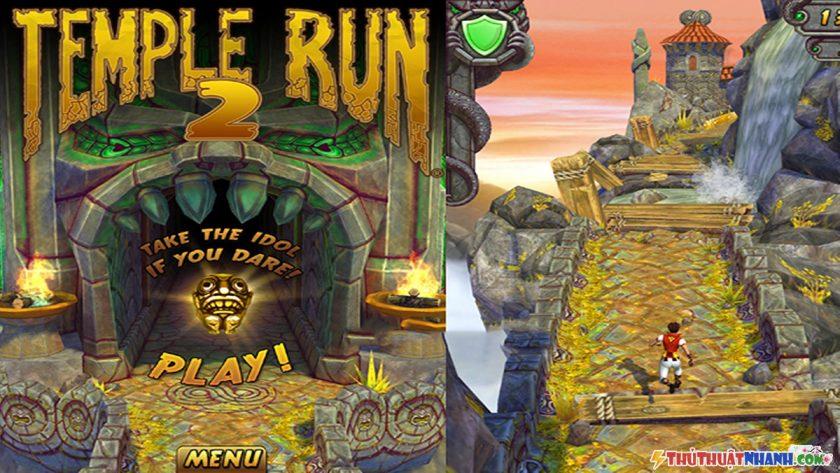 game offline Temple Run 2 cho IOS