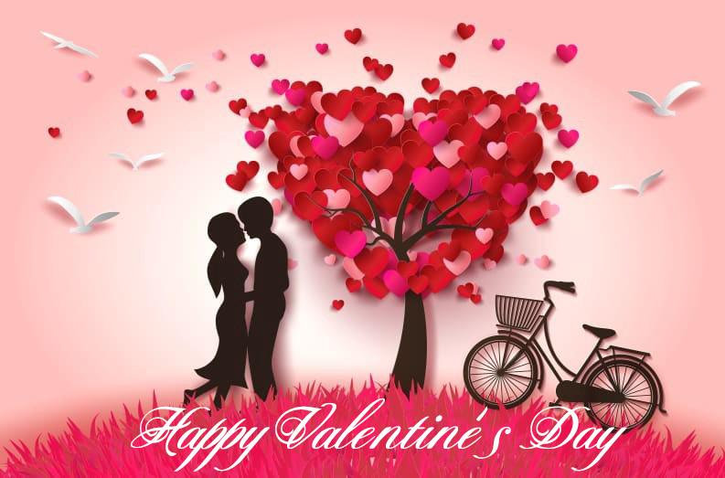 hinh anh thiep valentine cho ngay le tinh yeu