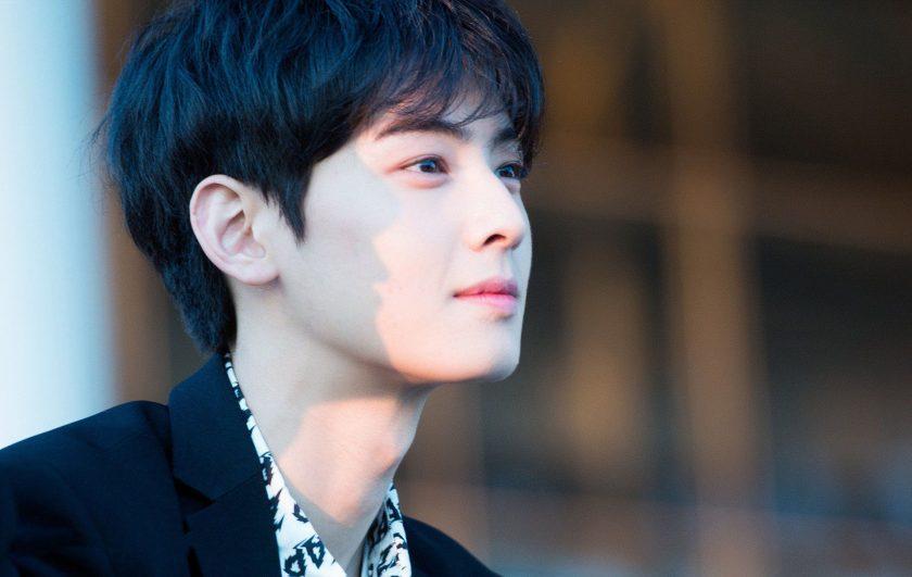 hinh anh trai dep han quoc Cha Eun Woo