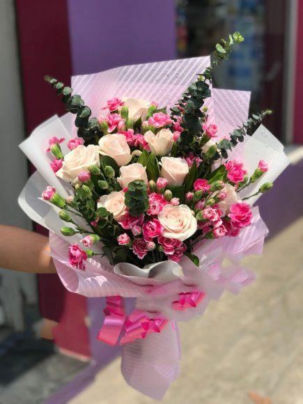hoa sinh nhat tang ban