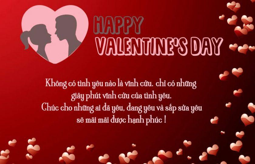 loi chuc valentine tinh yeu