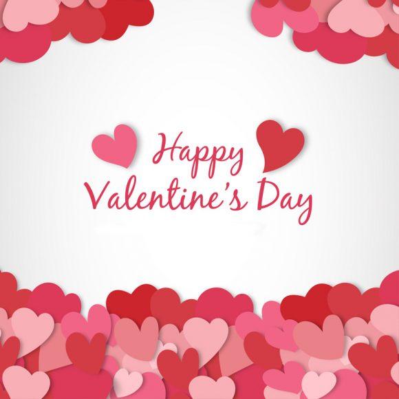 mau thiep valentine