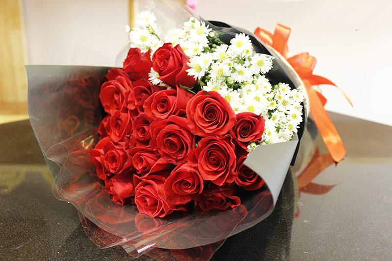 qua tang valentine hoa tuoi nguoi yeu