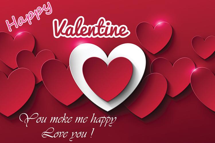 thiep valentine dep