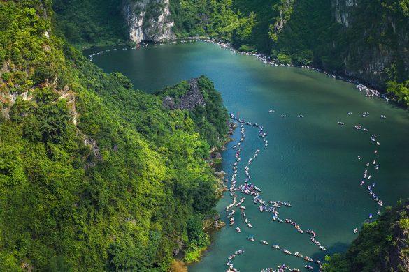 top canh dep Viet Nam - hoi Trang An