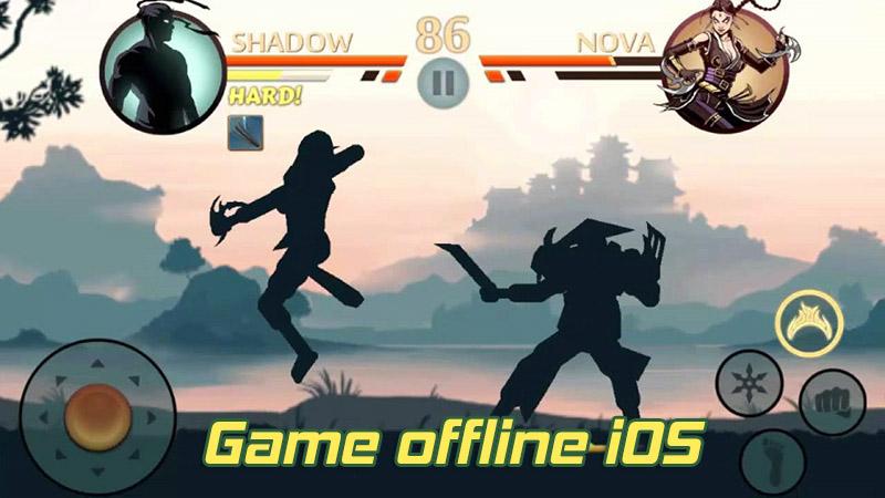 top game offline hay cho ios