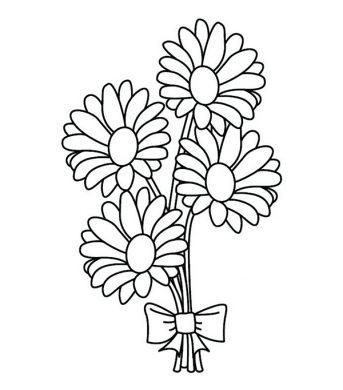 tranh to mau bo hoa