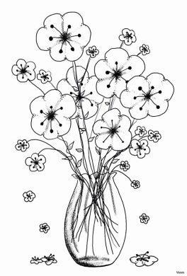 tranh to mau lo hoa