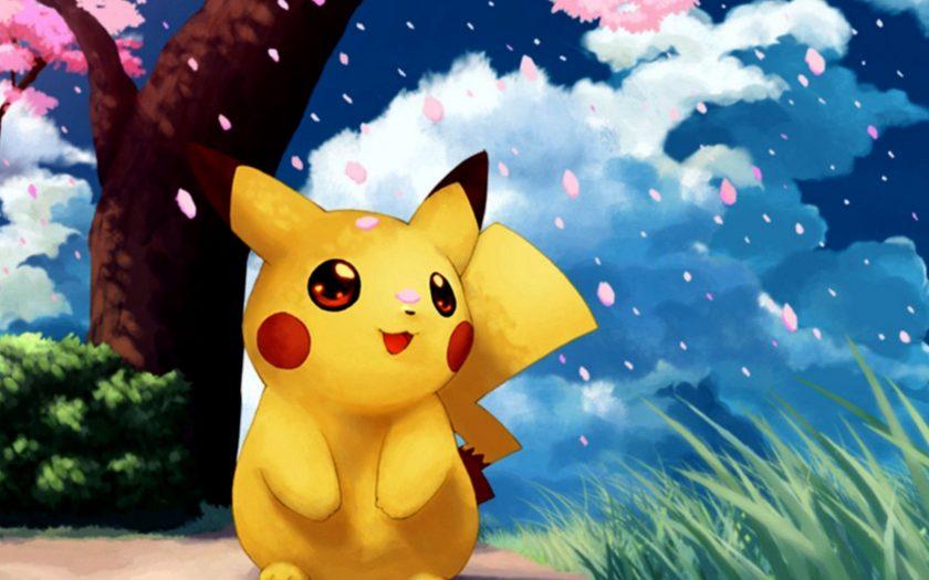 ảnh pokemon cute làm hình nền