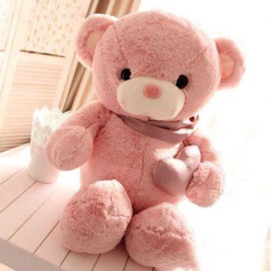 gấu bông nhỏ nhắn cute để trang trí phòng