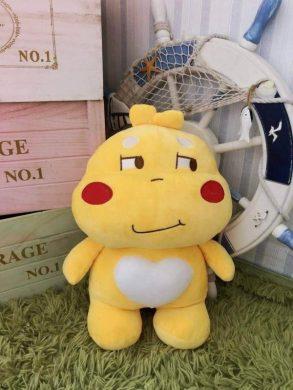 hình ảnh gấu bông pikachu