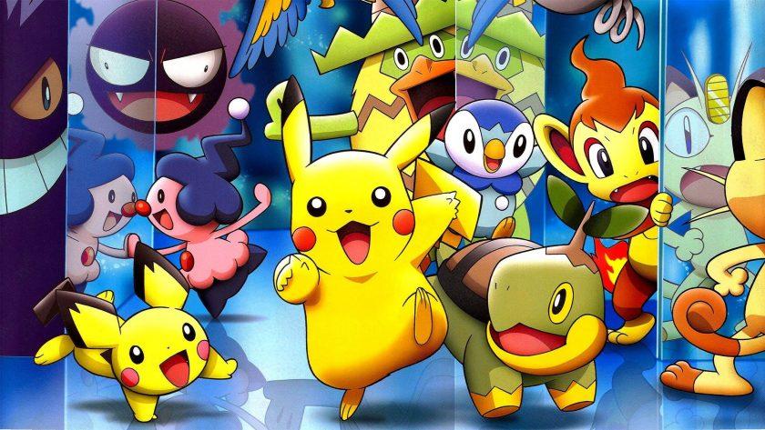 hình ảnh pokemon cute dễ thương