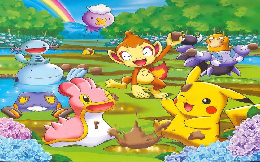 hình ảnh pokemon hd