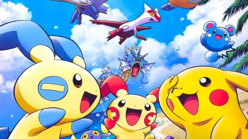 hình ảnh pokemon hd đẹp