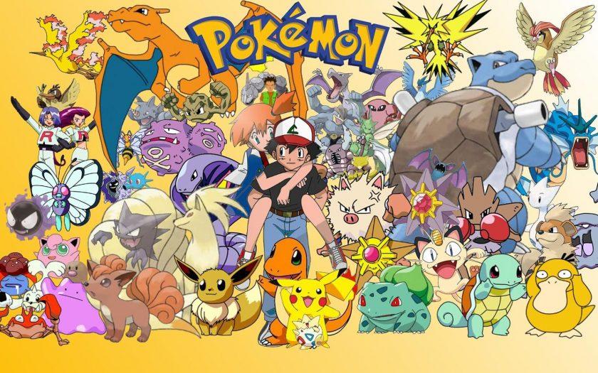 hình ảnh tất cả pokemon