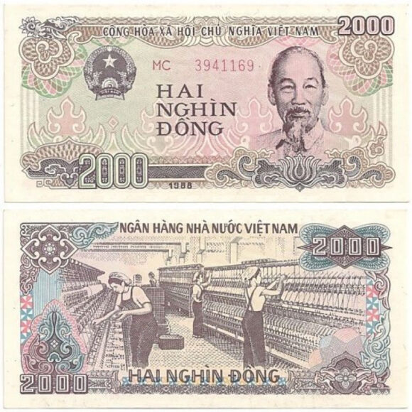 hình ảnh tiền 2000 đồng