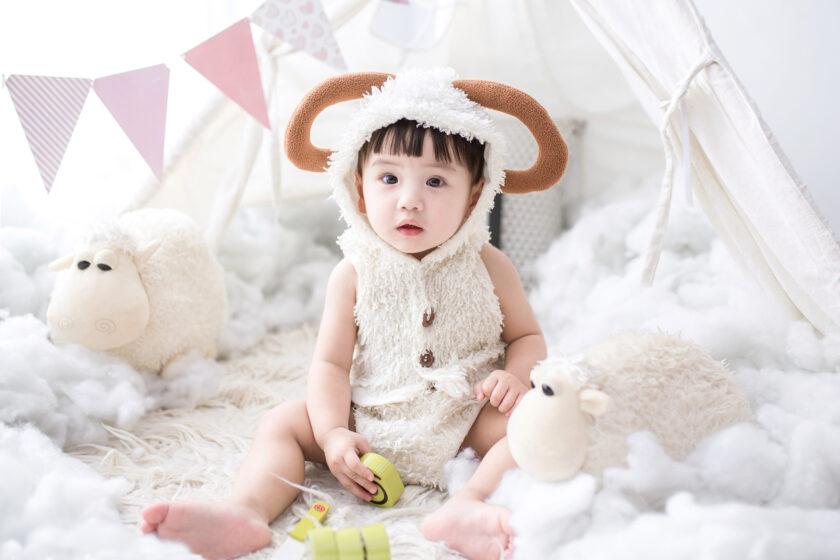 hình nền cute em bé đáng yêu