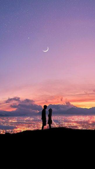 hình nền điện thoại về tình yêu lãng mạn