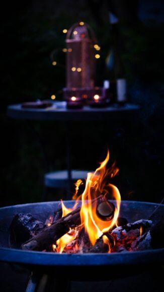 hình nền ngọn lửa đẹp cho điện thoại