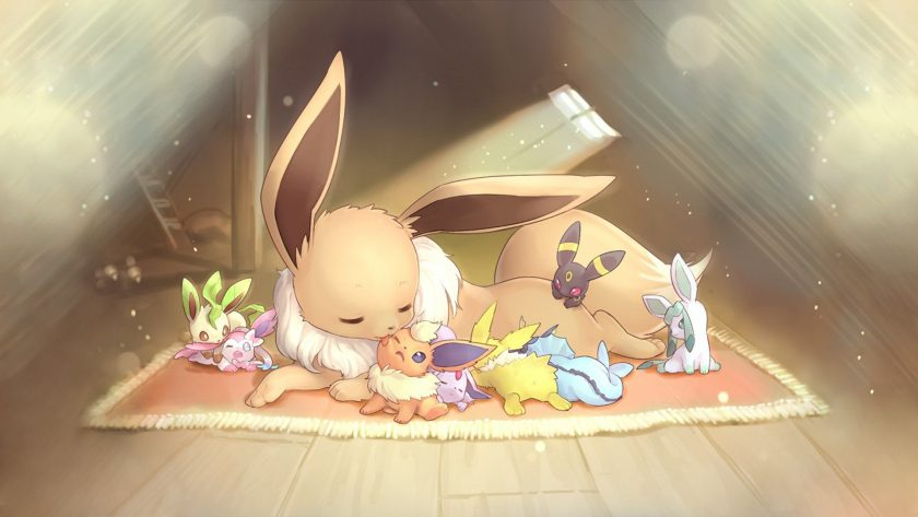 hình nền pokemon cute