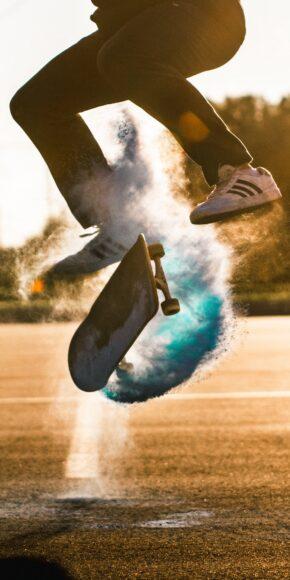 hình nền thể thao lướt ván trượt