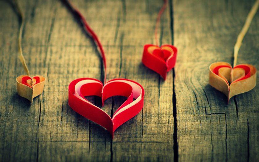 hình nền trái tim tình yêu Full HD đẹp nhất