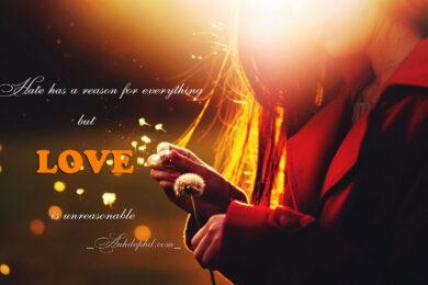 những câu nói tiếng anh hay về tình yêu