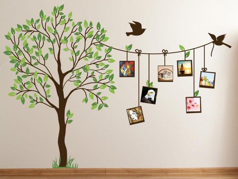 tranh vẽ tường đẹp