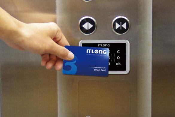 những lợi ích của thẻ từ thang máy