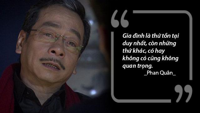ảnh chế câu nói hay độc đáo nhất phim của Phan Quân