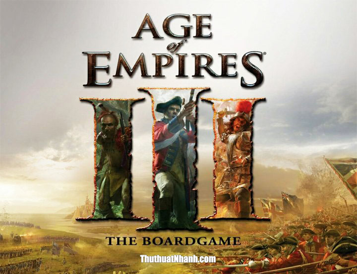 Download AOE 3 Tải Age of Empires 3 Full cho PC