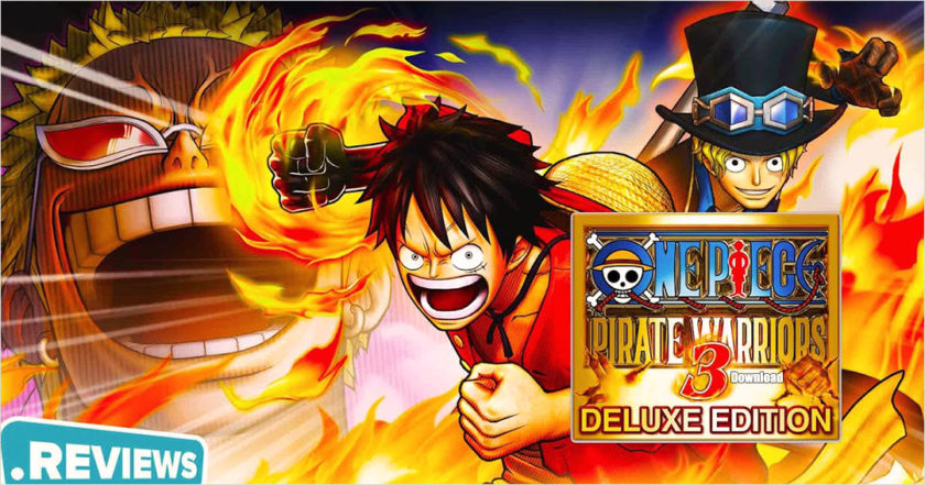 download game One Piece Pirate Warriors 3