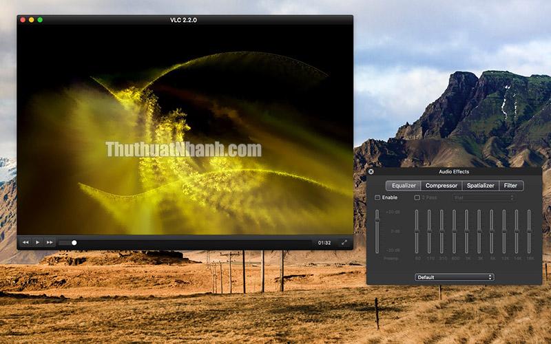phần mềm xem video VLC